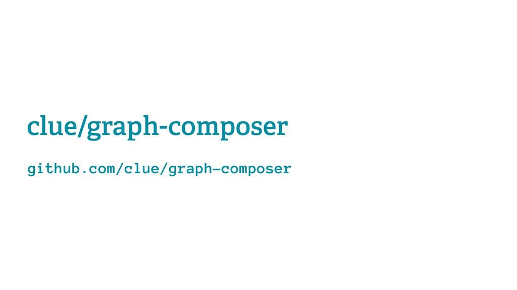 clue/graph-composer github.com/clue/graph-compo...