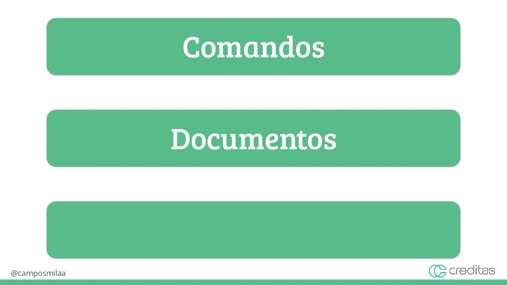 @camposmilaa Comandos Documentos