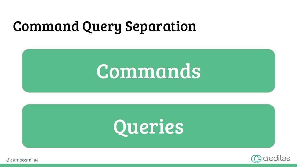 @camposmilaa Commands Queries Command Query Sep...