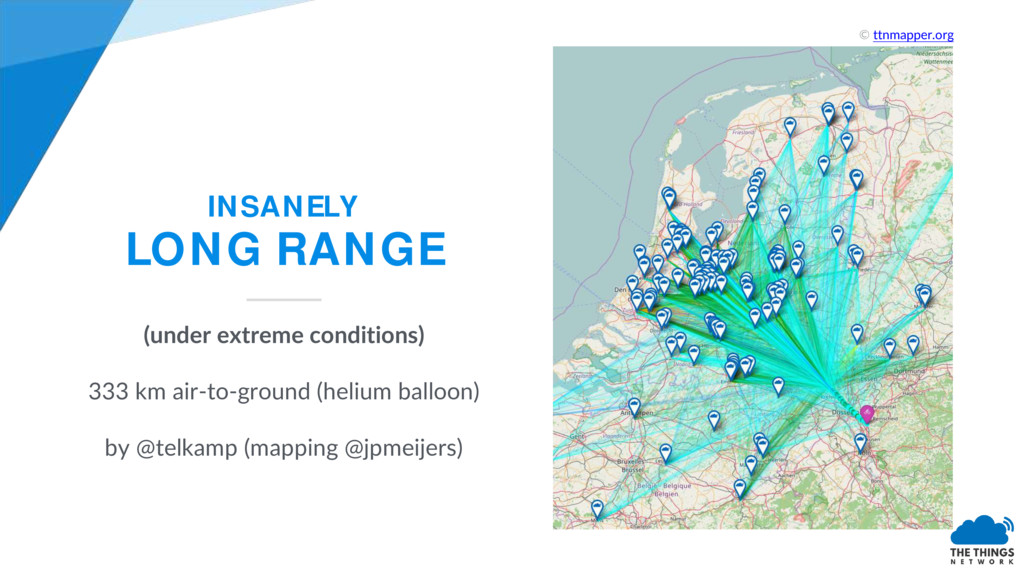 INSANELY LONG RANGE (under extreme conditions) ...