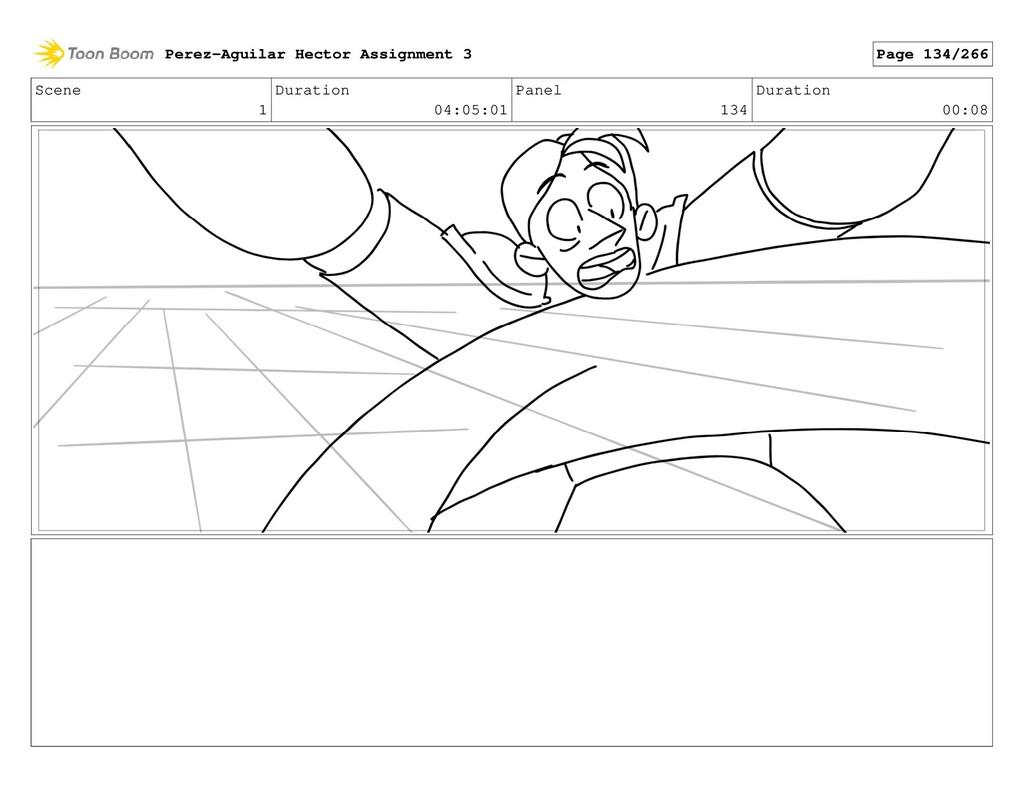 Scene 1 Duration 04:05:01 Panel 134 Duration 00...