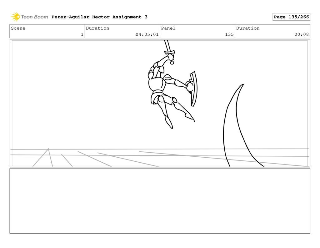 Scene 1 Duration 04:05:01 Panel 135 Duration 00...