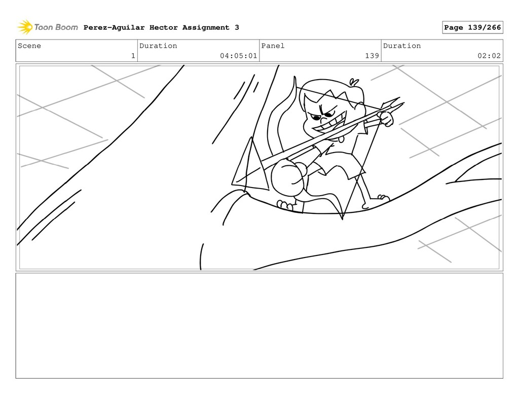 Scene 1 Duration 04:05:01 Panel 139 Duration 02...