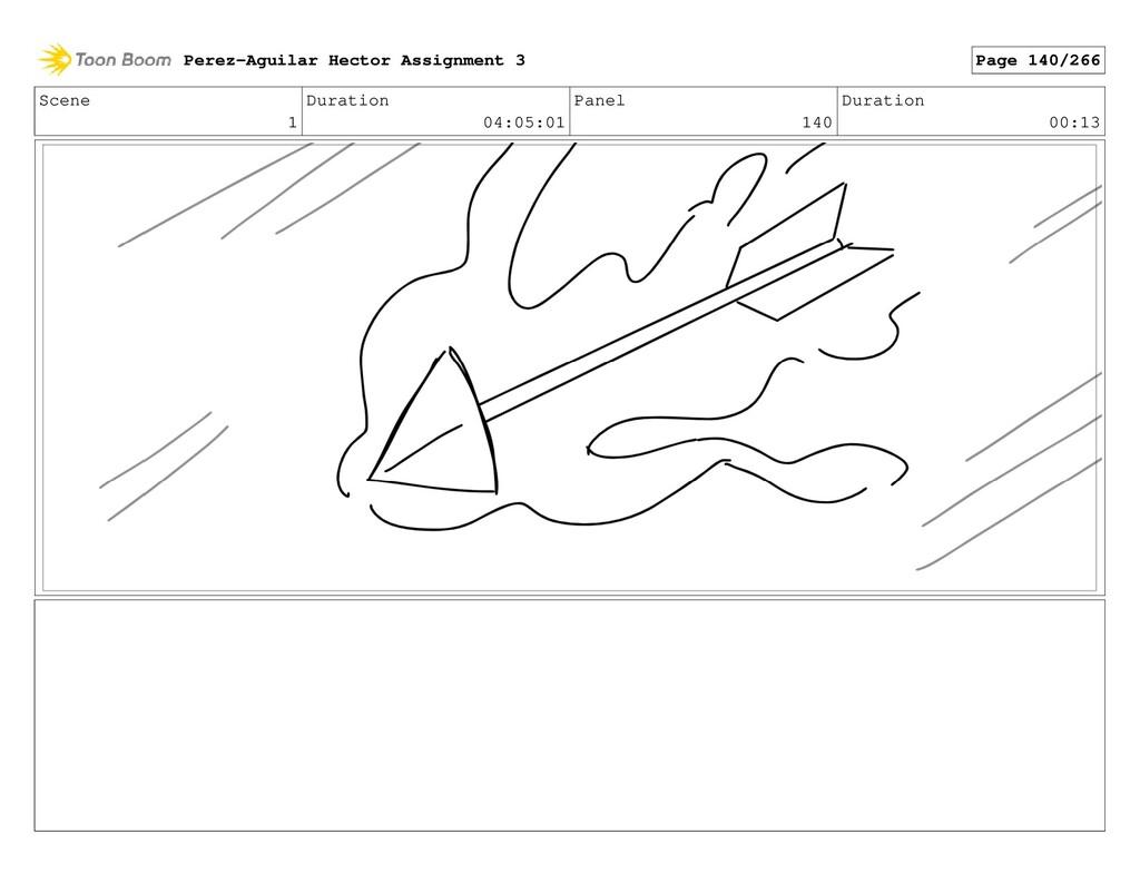 Scene 1 Duration 04:05:01 Panel 140 Duration 00...
