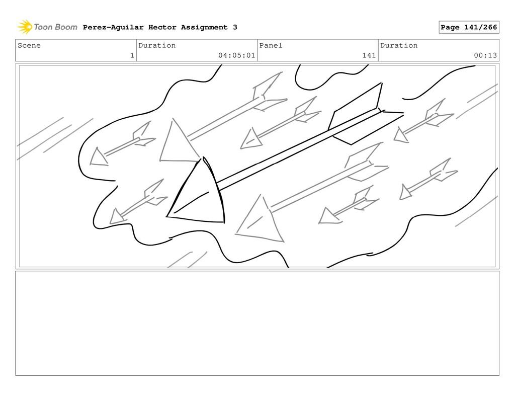 Scene 1 Duration 04:05:01 Panel 141 Duration 00...