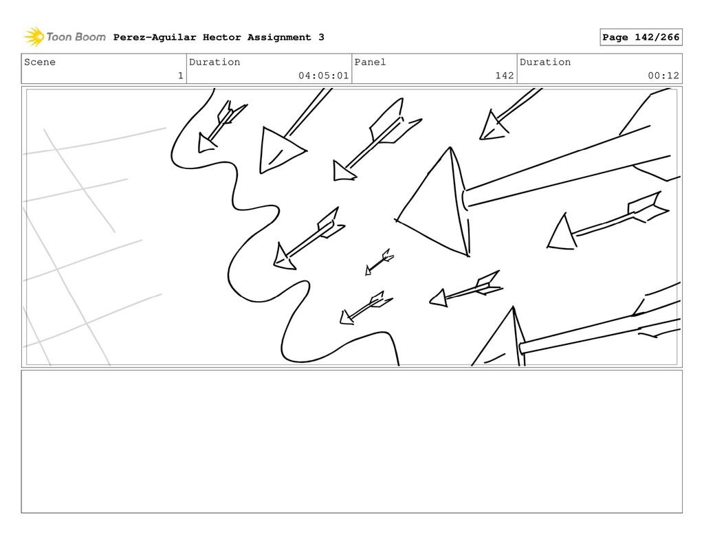 Scene 1 Duration 04:05:01 Panel 142 Duration 00...