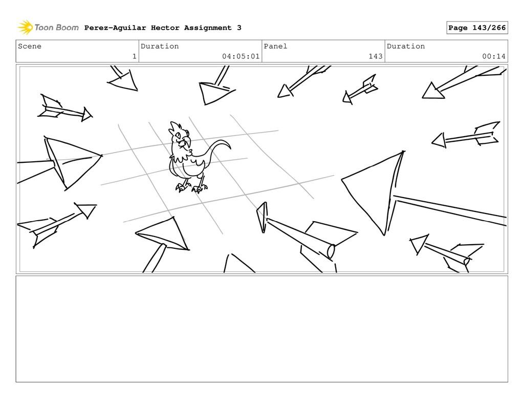 Scene 1 Duration 04:05:01 Panel 143 Duration 00...