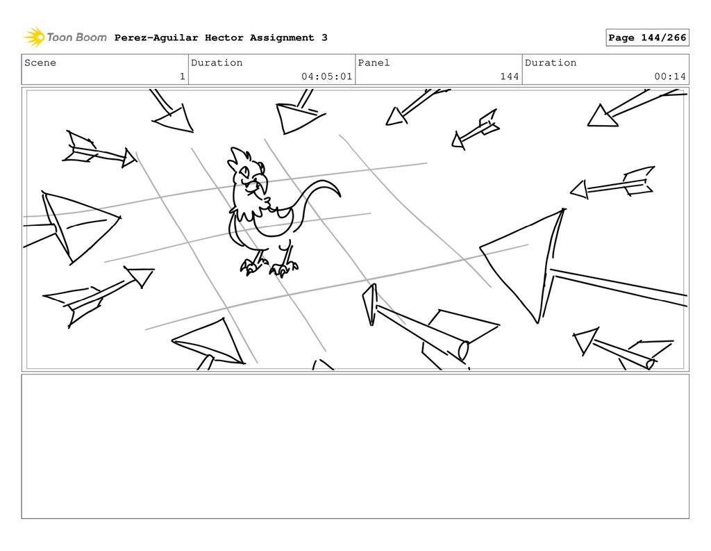 Scene 1 Duration 04:05:01 Panel 144 Duration 00...