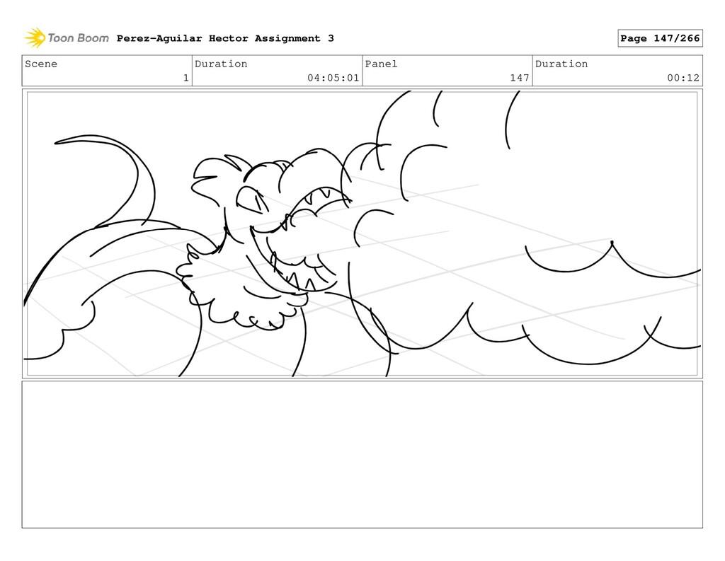 Scene 1 Duration 04:05:01 Panel 147 Duration 00...