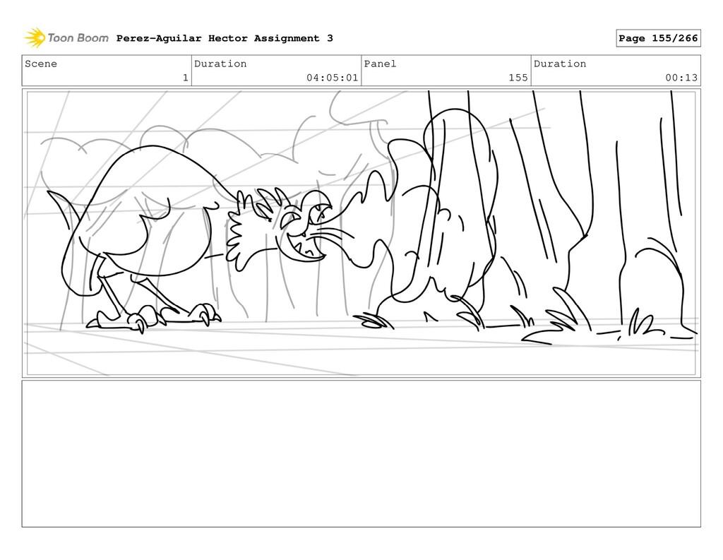 Scene 1 Duration 04:05:01 Panel 155 Duration 00...