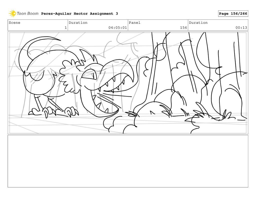 Scene 1 Duration 04:05:01 Panel 156 Duration 00...