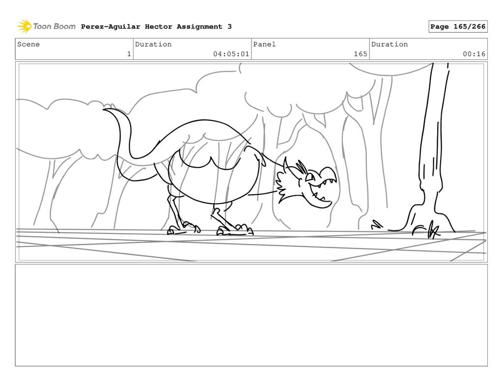 Scene 1 Duration 04:05:01 Panel 165 Duration 00...