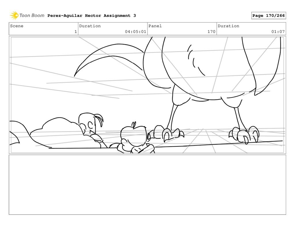 Scene 1 Duration 04:05:01 Panel 170 Duration 01...