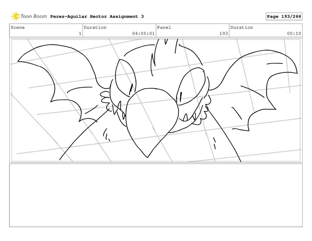 Scene 1 Duration 04:05:01 Panel 193 Duration 00...