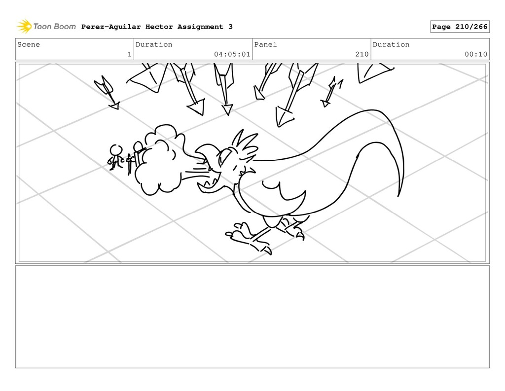 Scene 1 Duration 04:05:01 Panel 210 Duration 00...