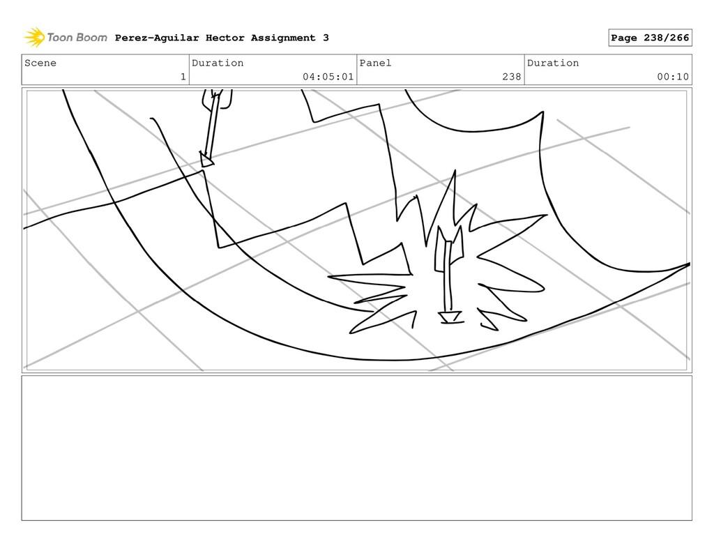 Scene 1 Duration 04:05:01 Panel 238 Duration 00...