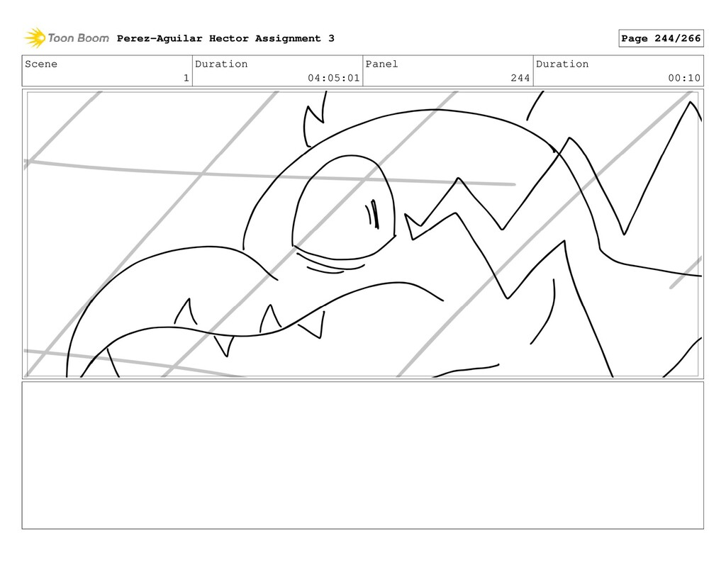 Scene 1 Duration 04:05:01 Panel 244 Duration 00...