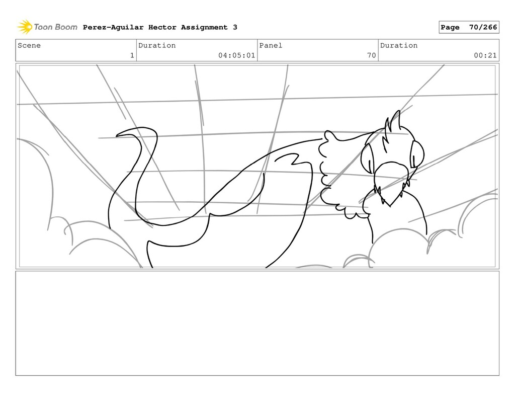 Scene 1 Duration 04:05:01 Panel 70 Duration 00:...