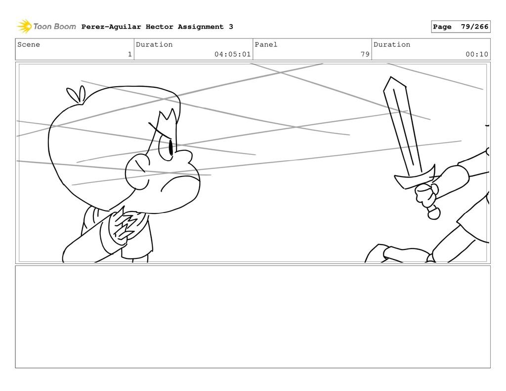 Scene 1 Duration 04:05:01 Panel 79 Duration 00:...