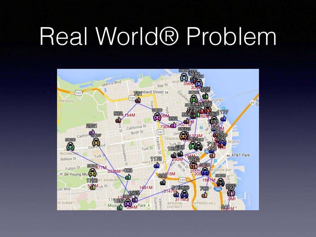 Real World® Problem