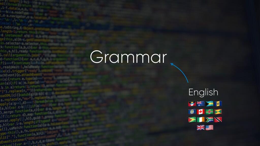 "Grammar English !""#$ %&'( )*+, -."