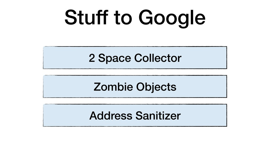 Stuff to Google 2 Space Collector Zombie Object...