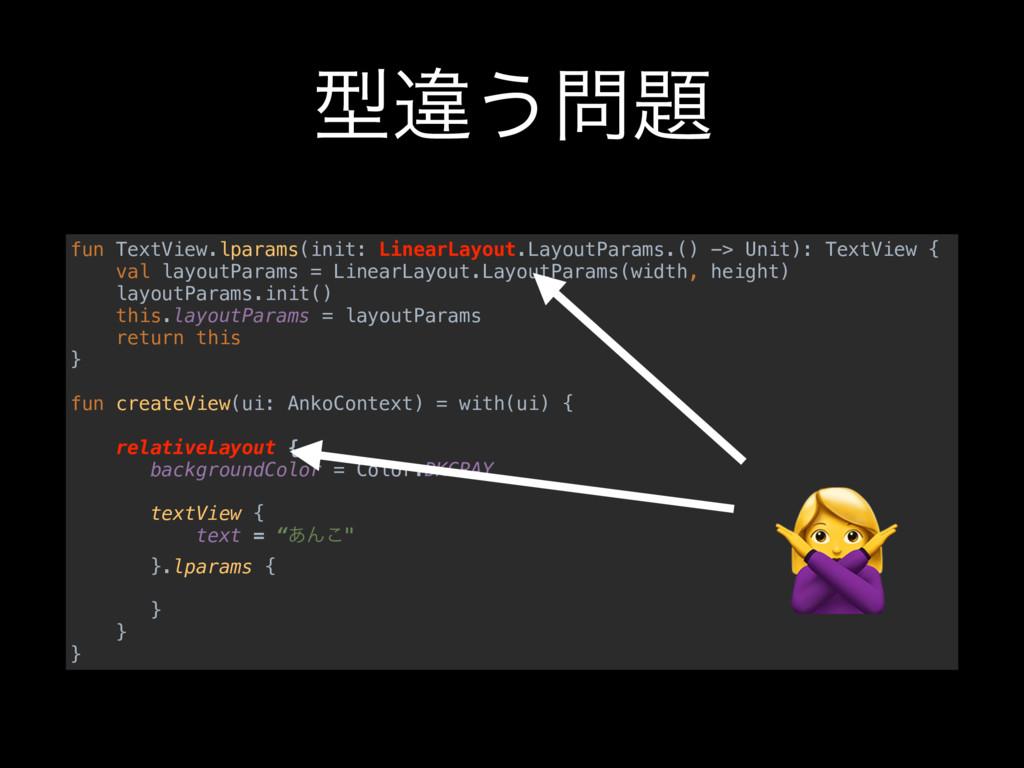 ܕҧ͏ fun TextView.lparams(init: LinearLayout.L...