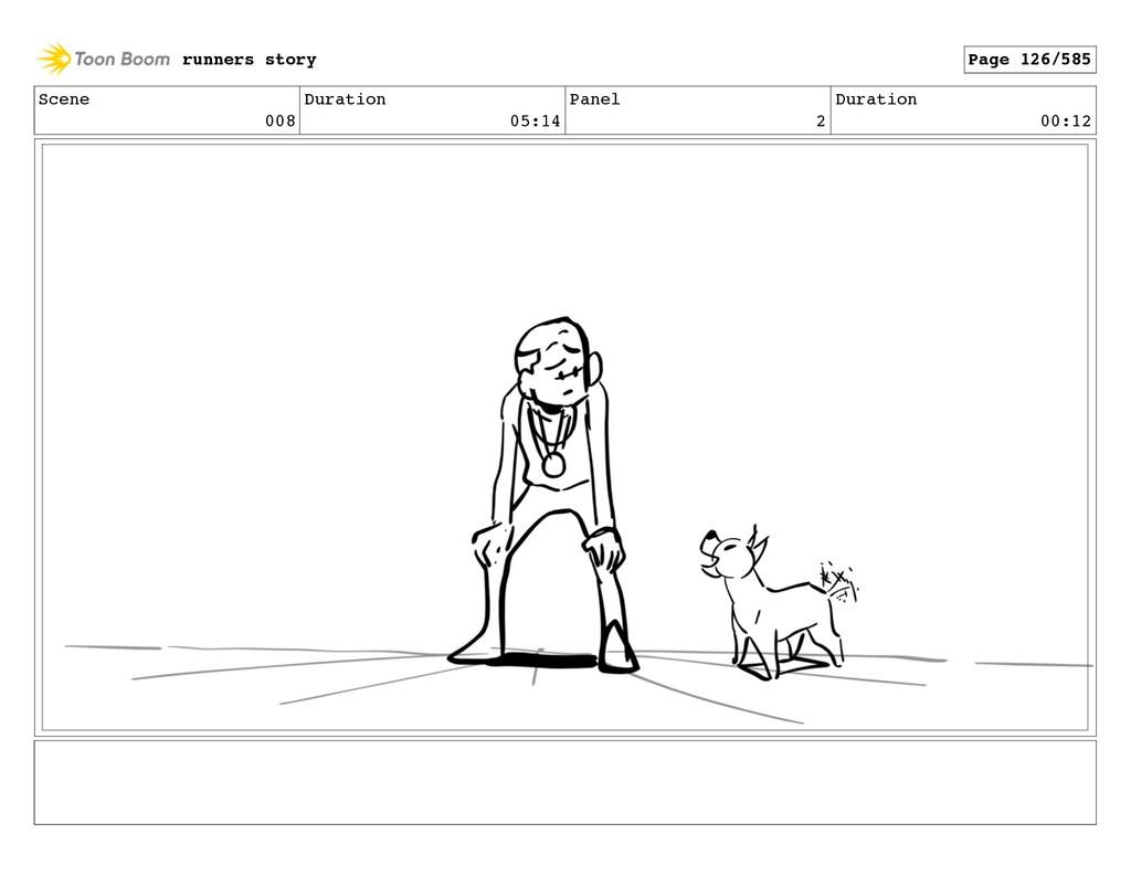 Scene 008 Duration 05:14 Panel 2 Duration 00:12...