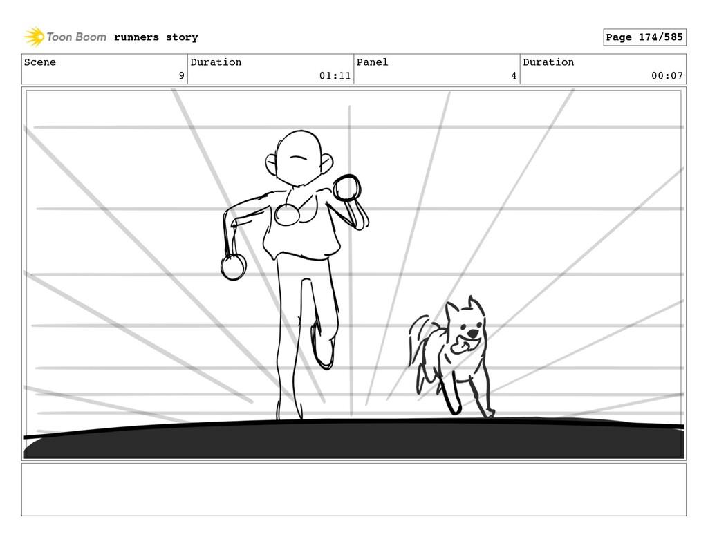 Scene 9 Duration 01:11 Panel 4 Duration 00:07 r...