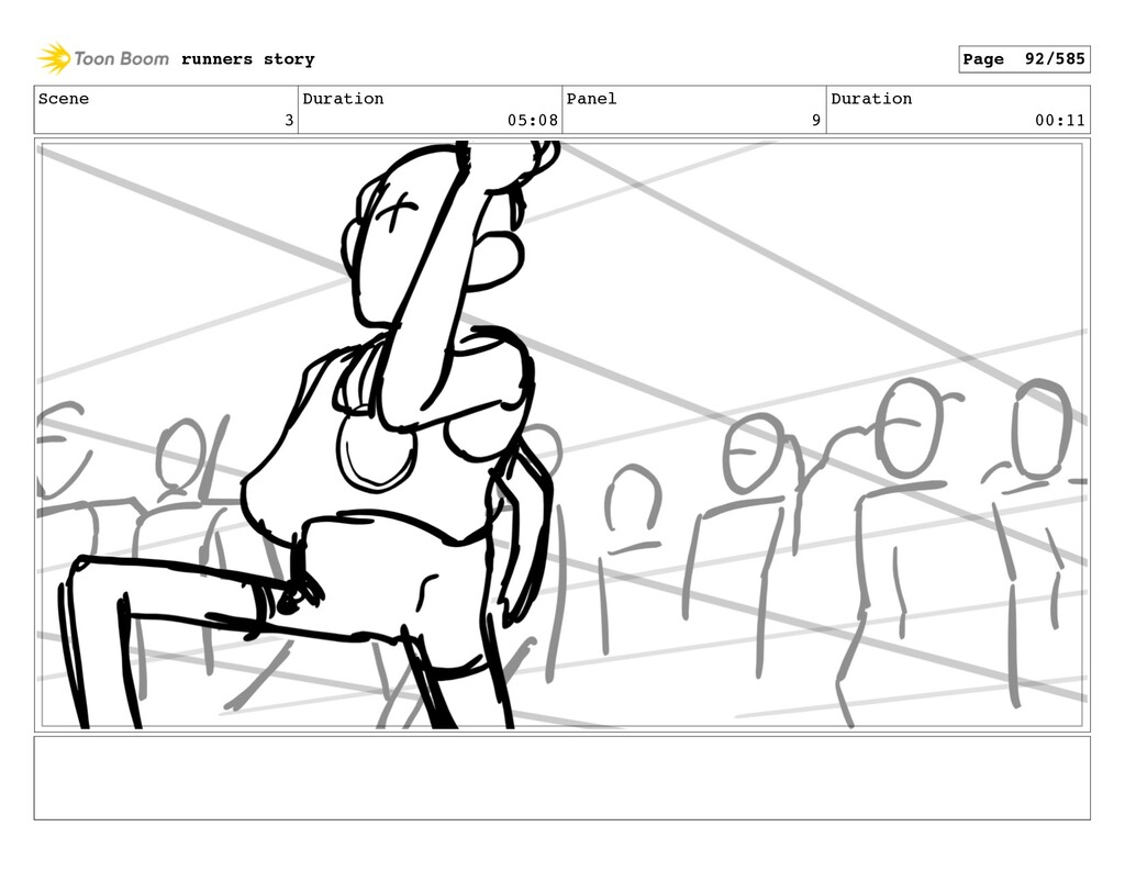 Scene 3 Duration 05:08 Panel 9 Duration 00:11 r...