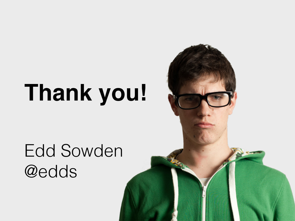 * Edd Sowden