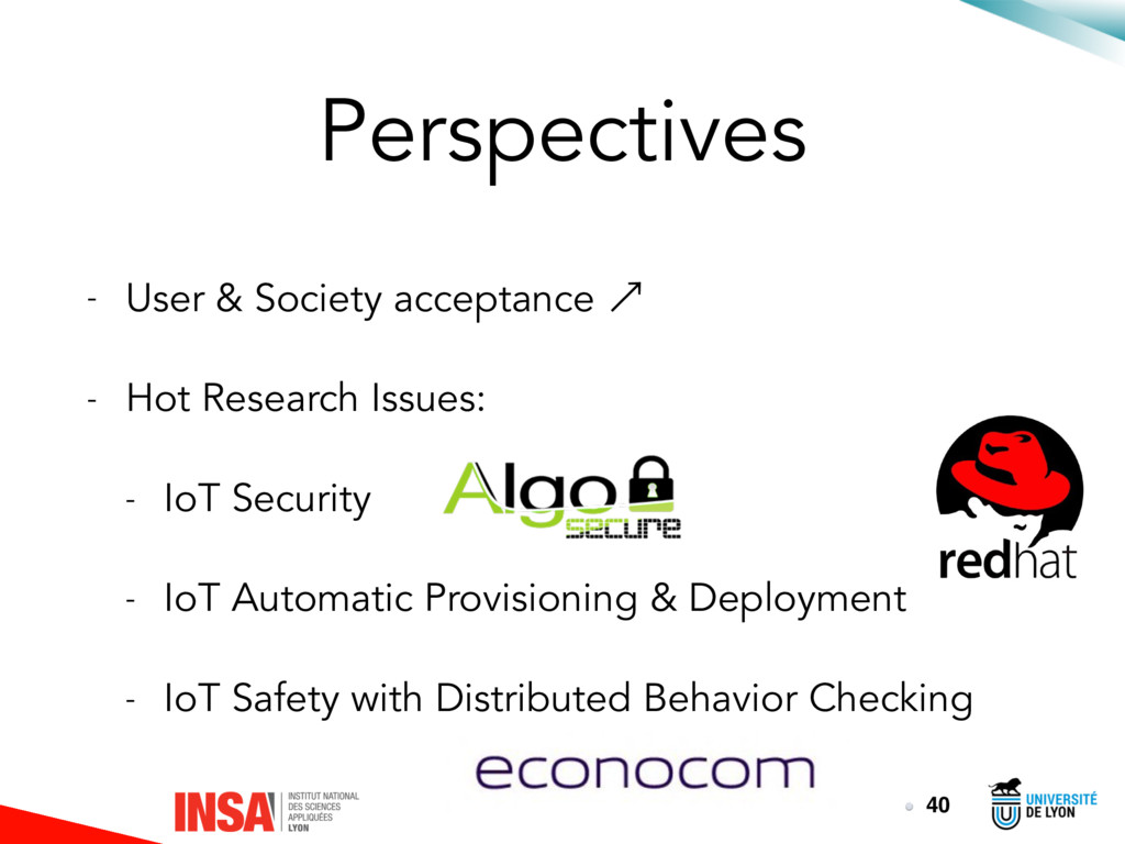 Perspectives - User & Society acceptance ↗ - Ho...
