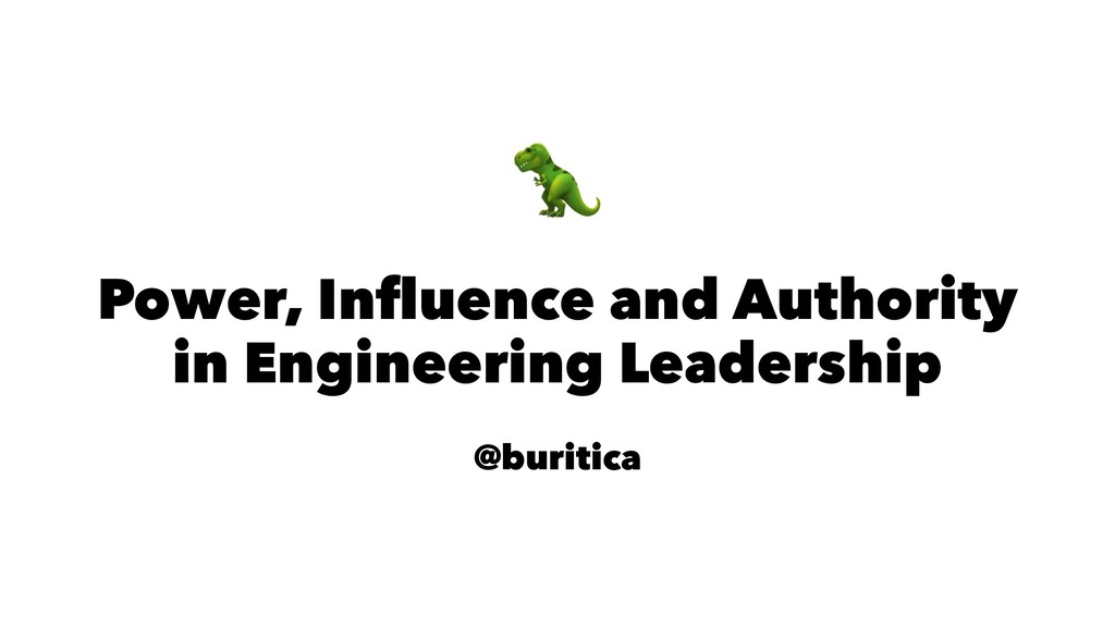 ! Power, Influence and Authority in Engineering ...