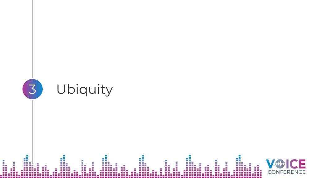 Ubiquity 3