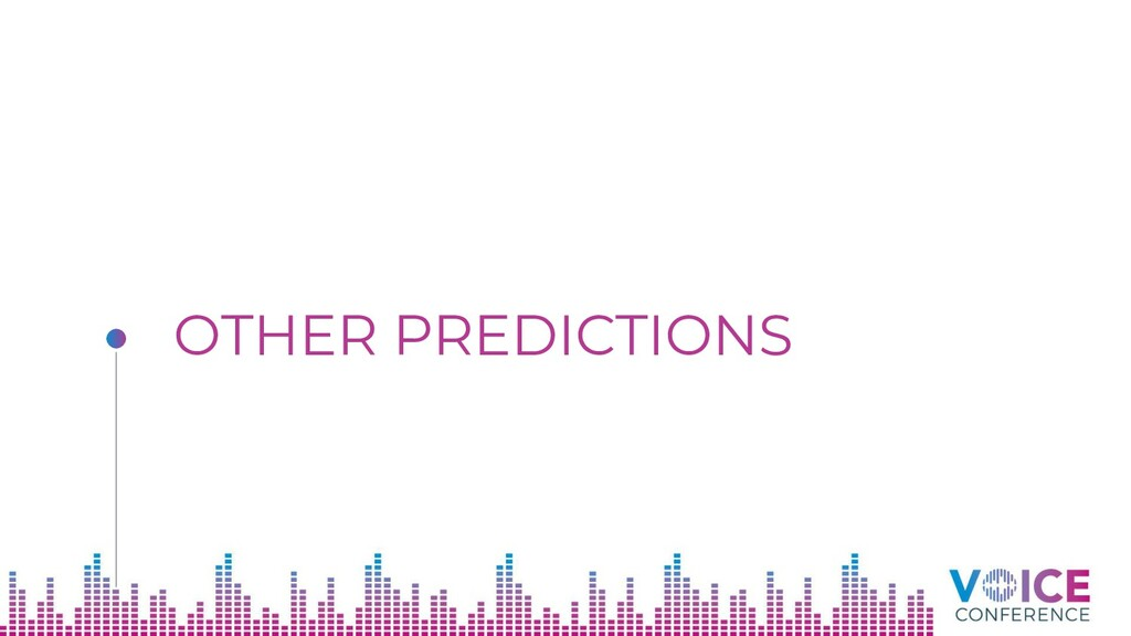 OTHER PREDICTIONS