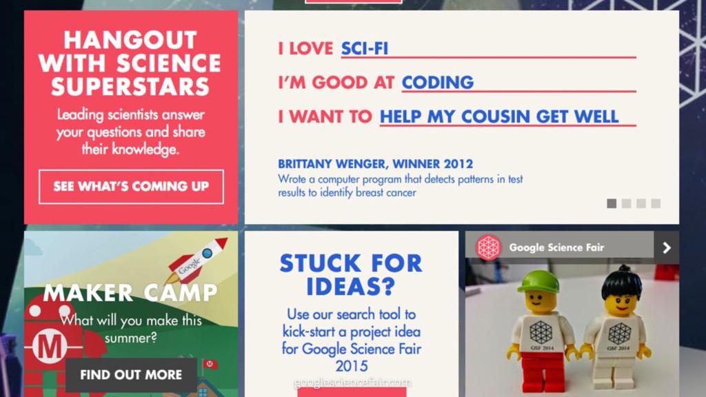 googlesciencefair.com