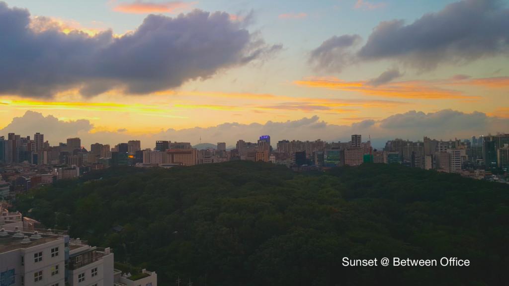 1._ 12 Sunset @ Between Office