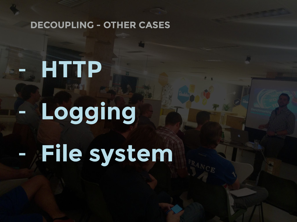 DECOUPLING - OTHER CASES - HTTP - Logging - Fil...