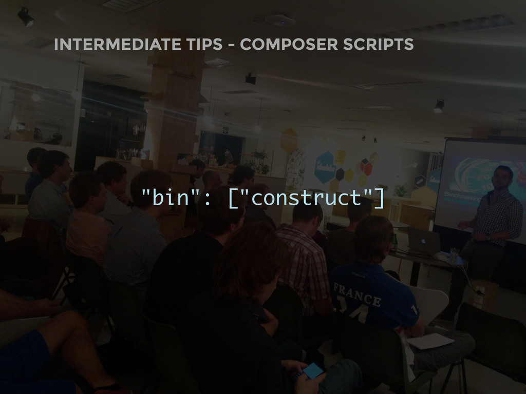 "INTERMEDIATE TIPS - COMPOSER SCRIPTS ""bin"": [""c..."