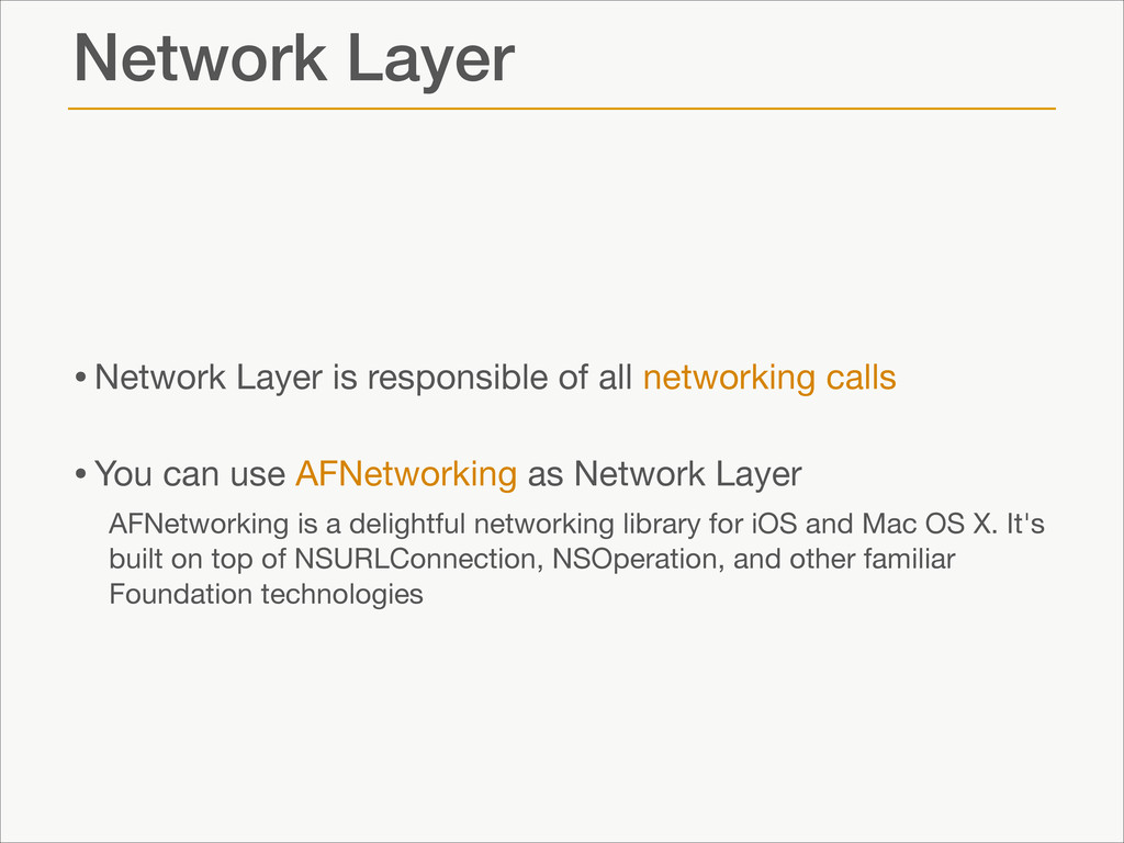 Network Layer •Network Layer is responsible of ...