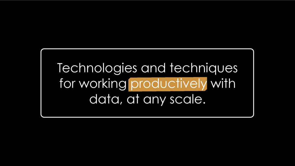 Technologies and techniques for working product...