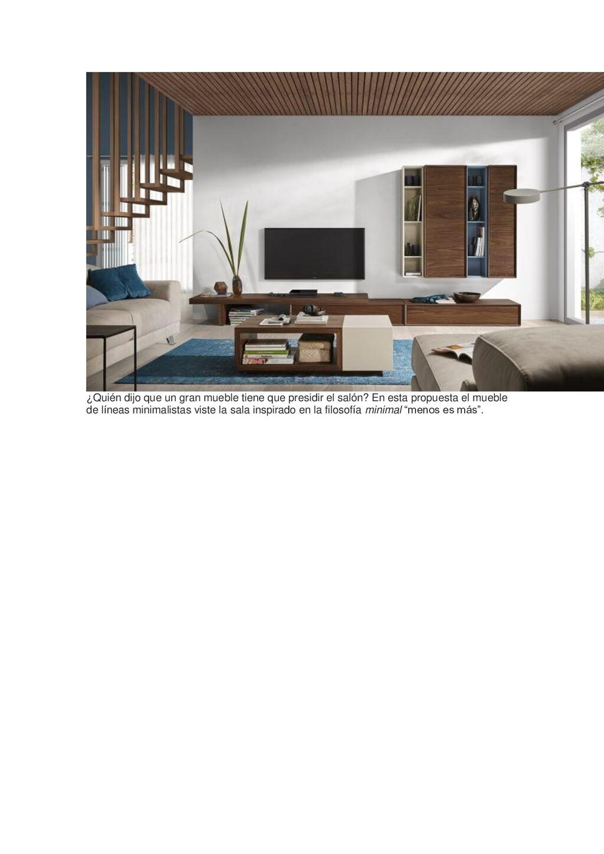 ¿Quién dijo que un gran mueble tiene que presid...