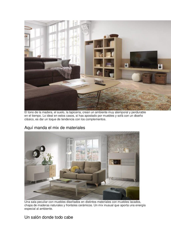 El tono de la madera, el suelo, la tapicería, c...