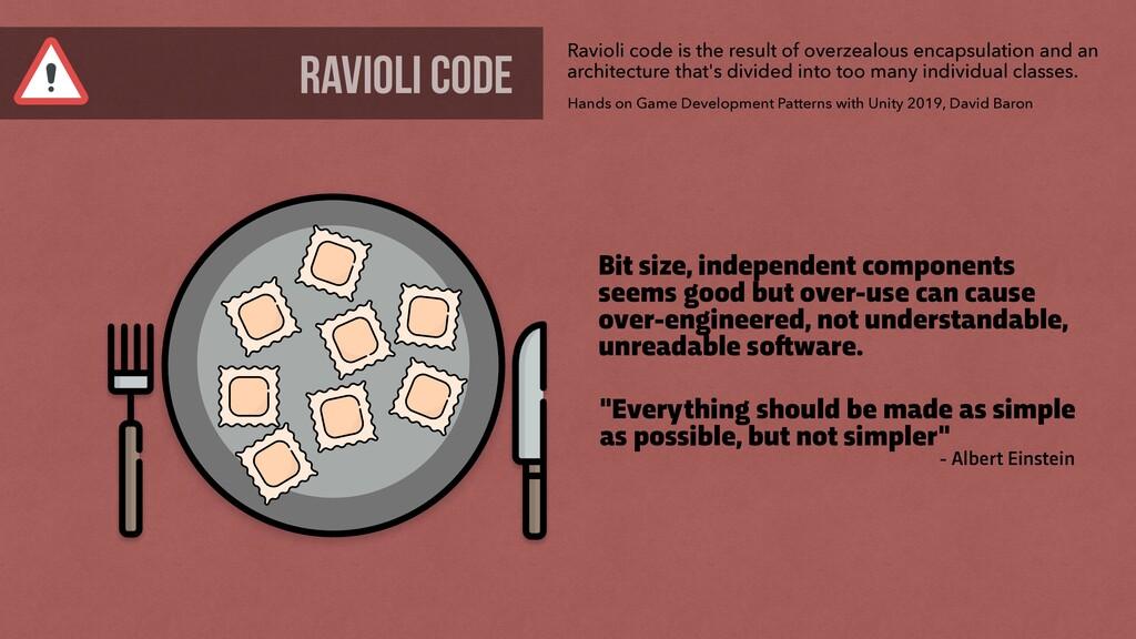 ravioli code Hands on Game Development Patterns...