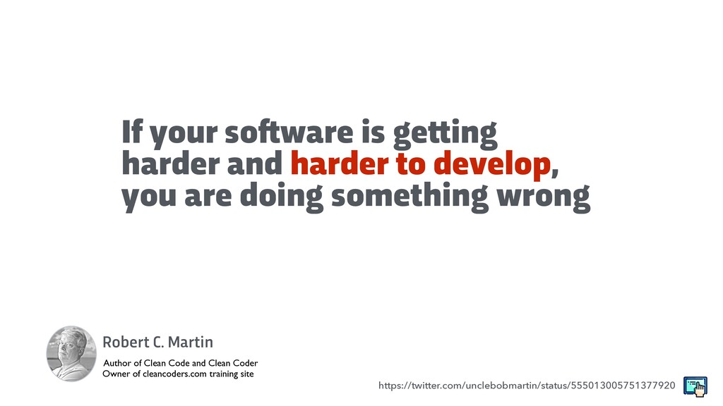 Robert C. Martin Author of Clean Code and Clean...