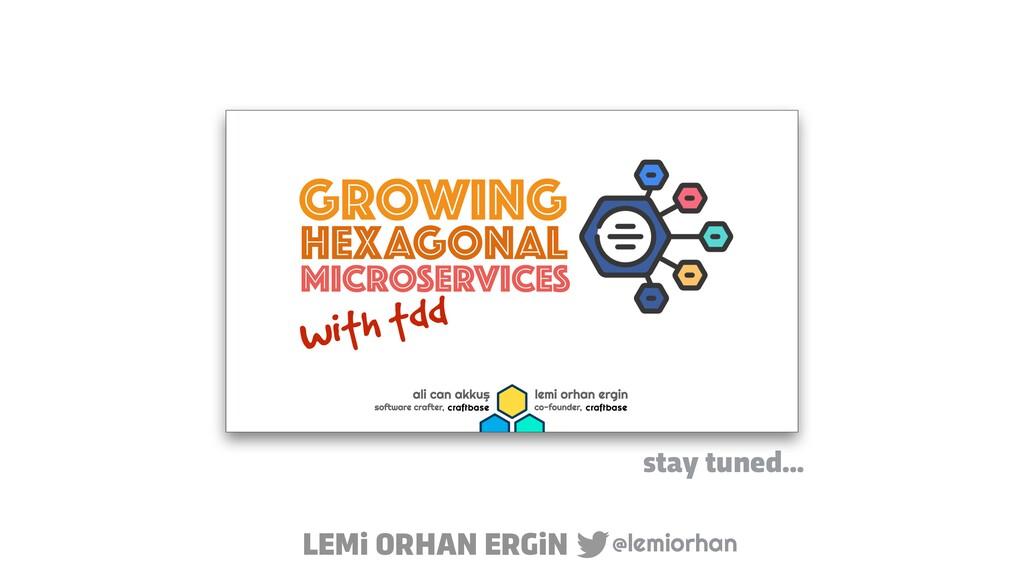 @lemiorhan LEMi ORHAN ERGiN stay tuned...