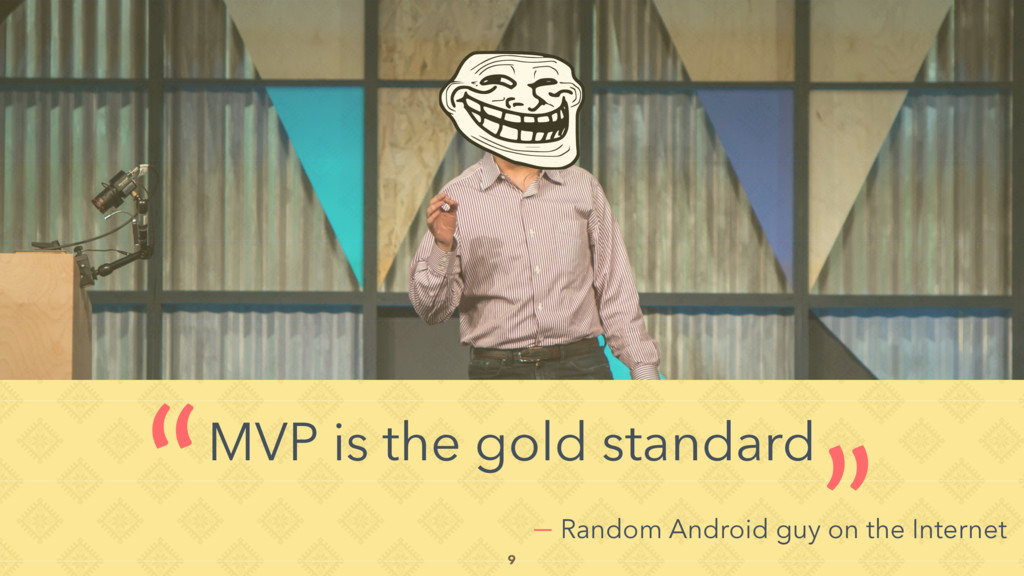 — Random Android guy on the Internet MVP is the...