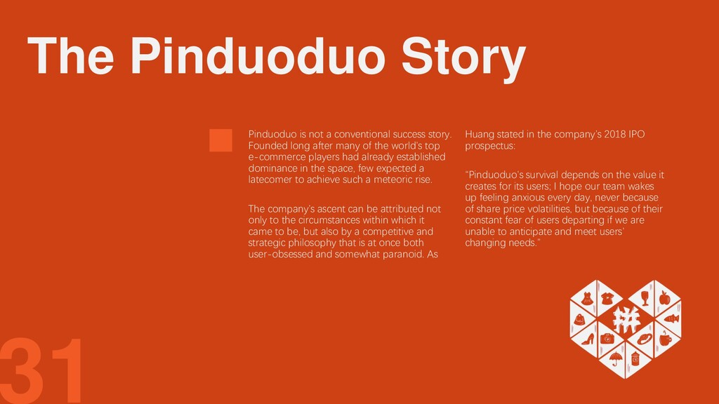 31 Pinduoduo is not a conventional success stor...