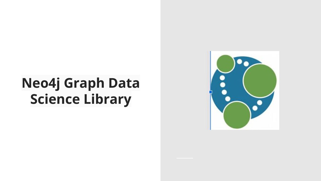 Neo4j Graph Data Science Library