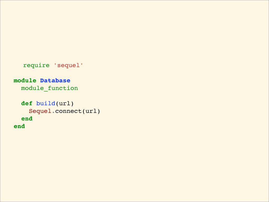 require 'sequel' module Database module_functio...